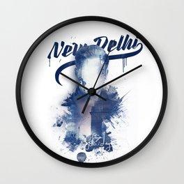 NEW DELHI Wall Clock