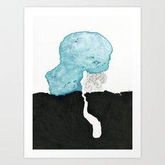 Intuition Pump Art Print