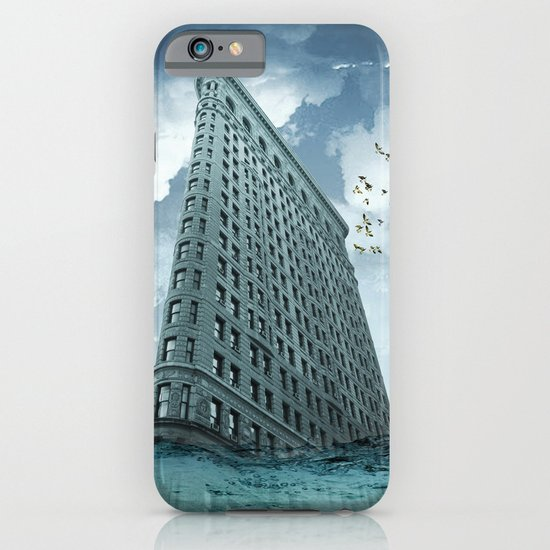 below the water line iPhone & iPod Case