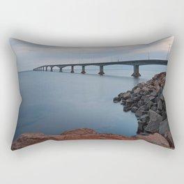 Confederation Twilight Bridge Rectangular Pillow