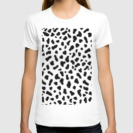 Cow Pattern T-shirt