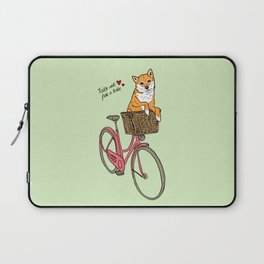 Take Me for a Ride Laptop Sleeve