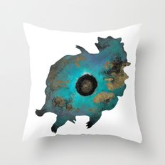 C o s m o s B e a r Throw Pillow