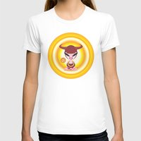 taurus T-shirts featuring Taurus by HanYong