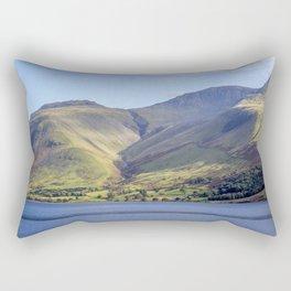Motionless. Rectangular Pillow