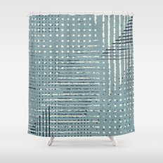Withered Weather Shower Curtain