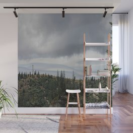 Out Over The Edge Wall Mural