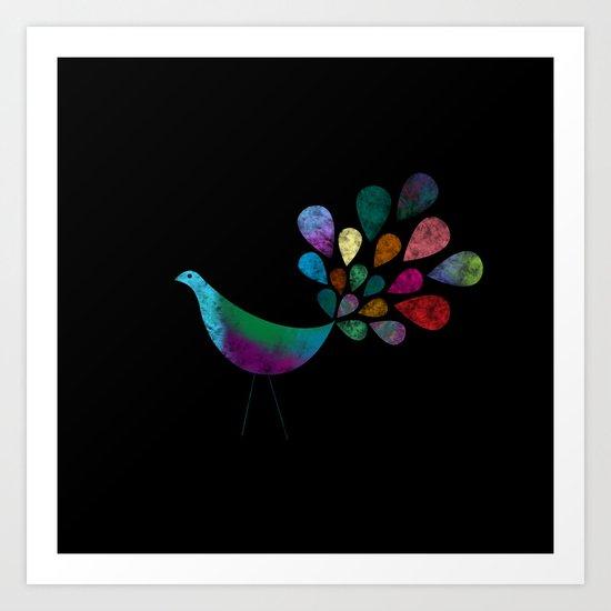 Color 5 Art Print