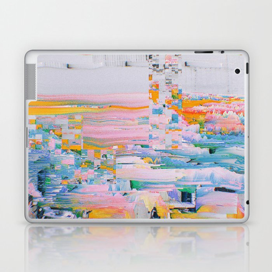 DLTA15 Laptop & iPad Skin