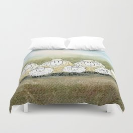 Lambinated Duvet Cover