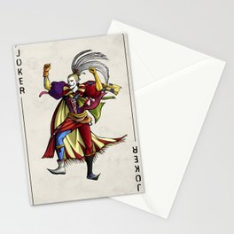 Daning mad mage Stationery Cards