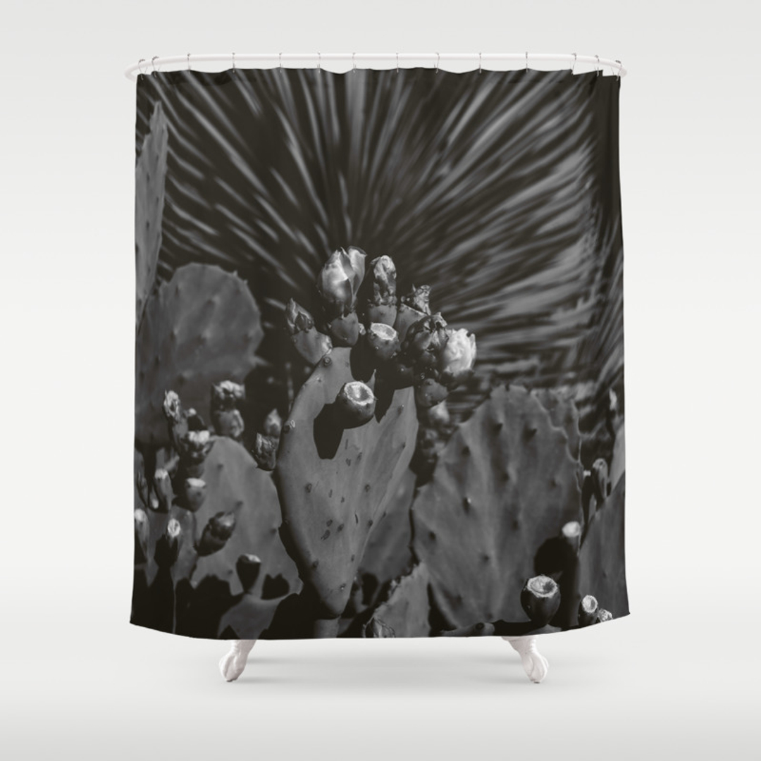 Monochrome Shower Curtains Page 23 Of 23 Society6