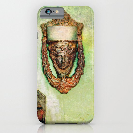 Brass Knocker iPhone & iPod Case