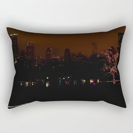Chicago at Christmas: Zoo Lights #4 (Chicago Christmas/Holiday Collection) Rectangular Pillow