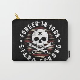 Forged In Iron Carry-All Pouch