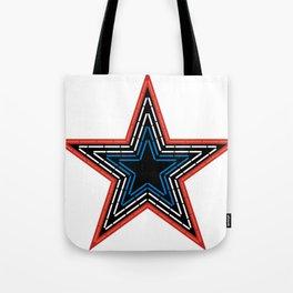 Roanoke Pride Mill Mountain Star Tote Bag