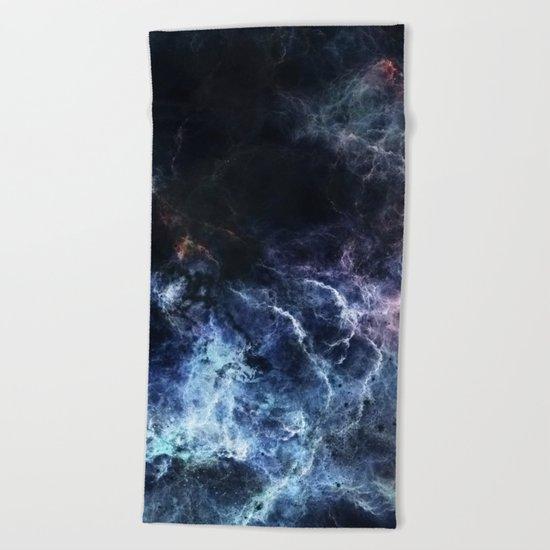 θ Maia Beach Towel