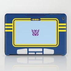 Soundwave Transformers Minimalist iPad Case