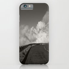 Kiss the clouds iPhone 6s Slim Case