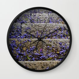 Natures Way Wall Clock