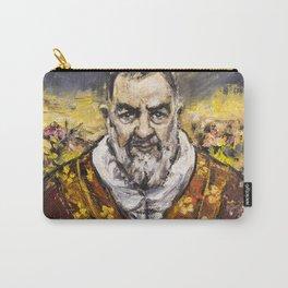 Eucaristía.Padre Pío de Pietrelcina Carry-All Pouch