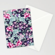 Floral Pattern 1 Stationery Cards