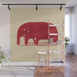 Elephanticus Roomious Wall Mural