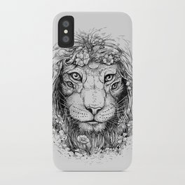 King of Nature iPhone Case