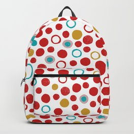 Stylish giraffe Backpack