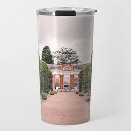 The Orangery | London City Architecture Photography in Kensington Gardens Travel Mug