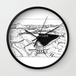 Human Landscape/Paysage Humain Wall Clock