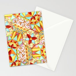 Gypsy Caravan Candy Blossom Stationery Cards