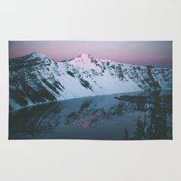 Crater Lake Rug