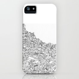 Houses in motion iPhone Case