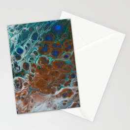 Flooded River Stationery Cards