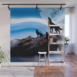 Wolf Wall Mural
