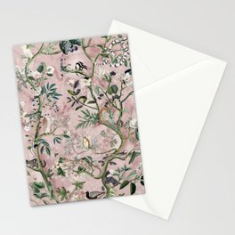 Wild Future pink Stationery Cards