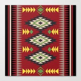 Navajo Pattern 1 Canvas Print
