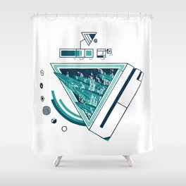 Rare Shower Curtain