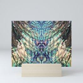 MERMAIDS SECRET Mini Art Print