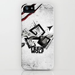 Teen Wolf: Part of the Pack iPhone Case