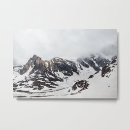 Rila Mountain, Bulgaria Metal Print