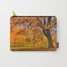 Fall at Larz Anderson Carry-All Pouch