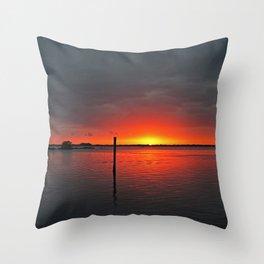 A Lover's Chamber Throw Pillow