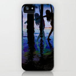 Just One More Step iPhone Case