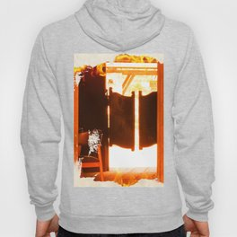 Door to the wild west Hoody