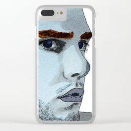 Xavier Dolan Clear iPhone Case