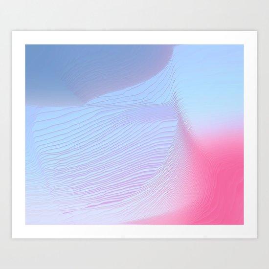 Never Art Print