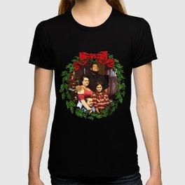 Funny Family Christmas Photo T-shirt