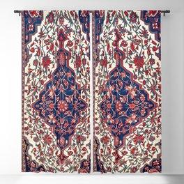 Farahan Arak West Persian Rug Print Blackout Curtain